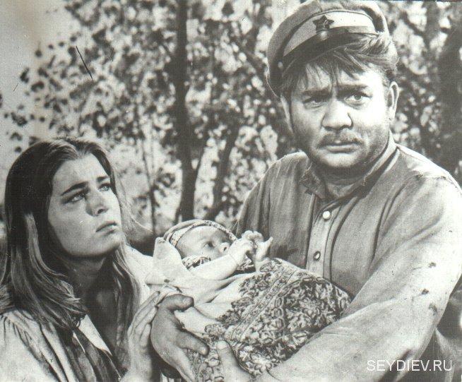 Евгений Леонов и Людмила Чурсина.