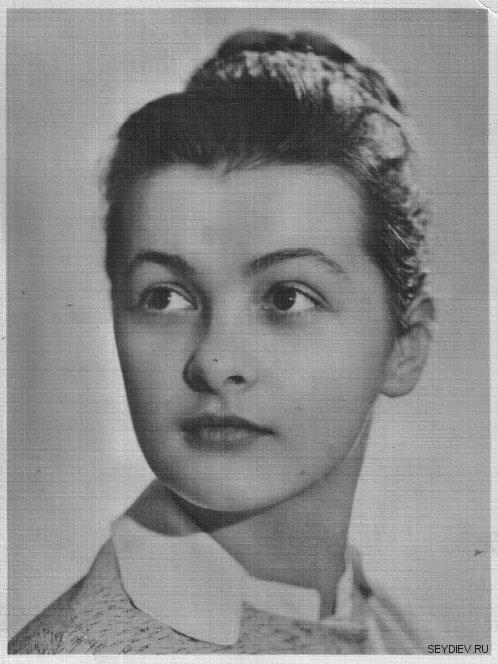 Ольга Бган