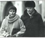 Елена Сафонова и Виталий Соломин
