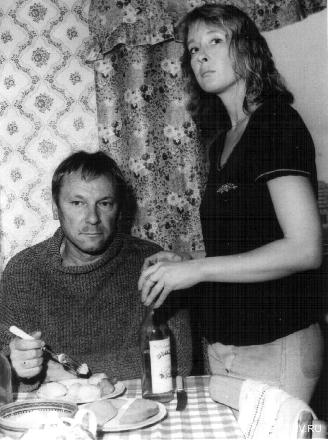 Лариса Удовиченко и Сергей Шокуров