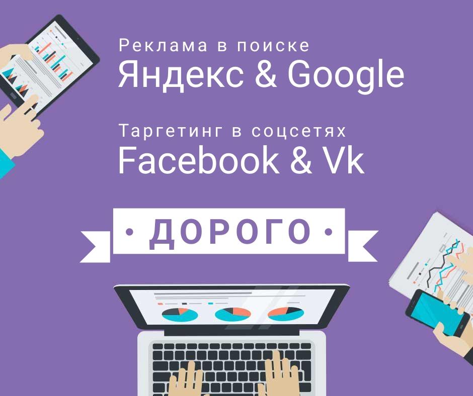 Контекстная реклама и таргетинг в соцсетях - SEYDIEV.RU
